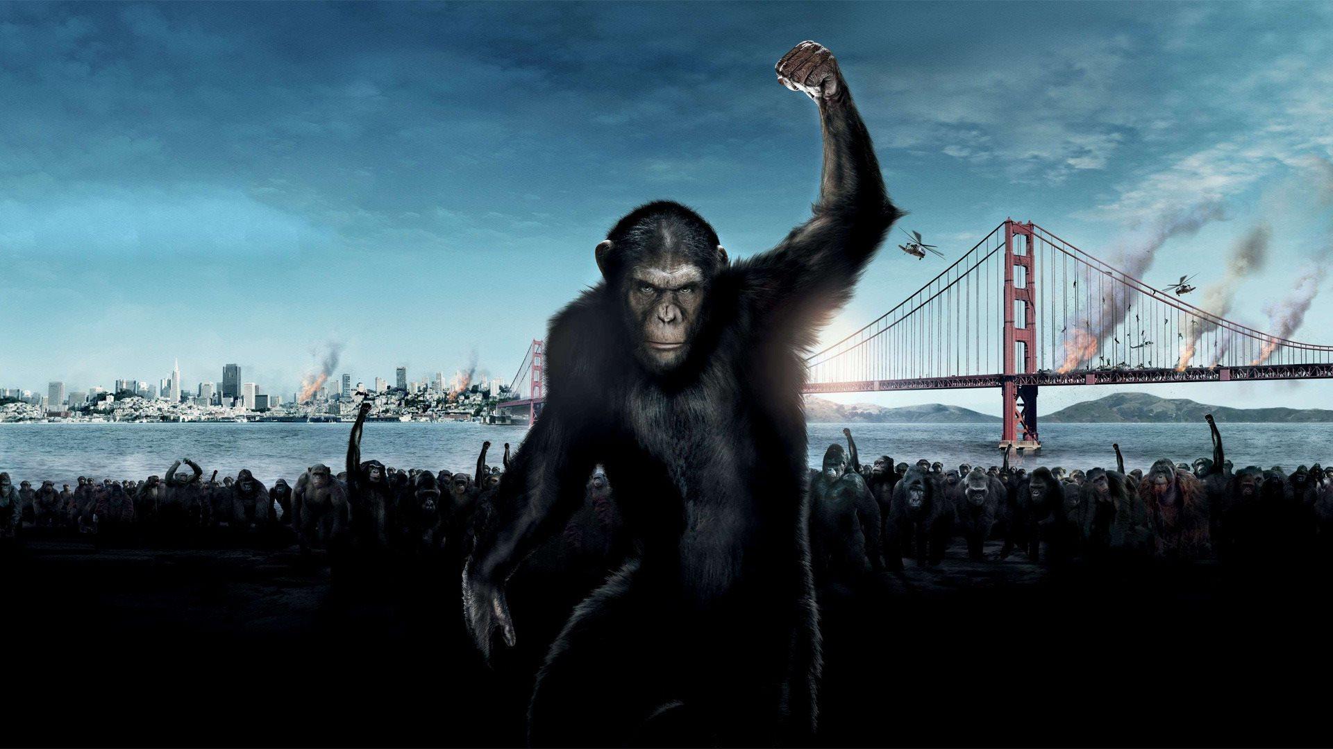 Planeta Dos Macacos o Confronto Wallpaper o Novo Trailer de Planeta Dos